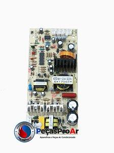 Placa Eletrônica Adega Midea 12 Garrafas WBB122