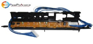 Placa Display Toshiba MCC861 Split Hi Wall LCPRASM13UKVE