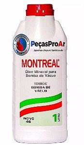 Óleo Mineral Para Bomba de Vácuo 1L