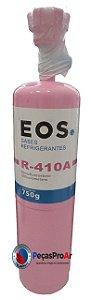 Gás refrigerante Vix R410A com Válvula 750GR