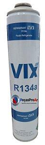 Gás Refrigerante Vix R134a 750gr