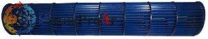 Turbina Ventilador Carrier X-Power Split Hi Wall 12.000Btu/h 42LVCB012515LC