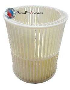Turbina Ventilador Springer Silvermaxi Piso Teto 36.000Btu/h 42XQC036515LS