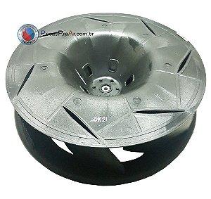 Turbina Ventilador Carrier Cassete 36.000Btu/h 40KWQC36C5