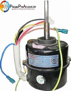 Motor Ventilador Evaporadora Springer Split Hi Wall 30.000Btu/h 42MCA30515LS