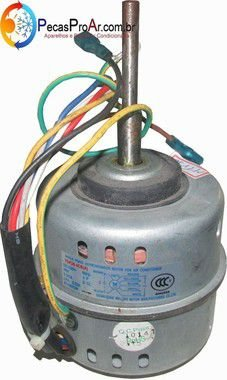 Motor Ventilador Evaporadora Midea Decor Split Hi Wall 22.000Btu/h MSD22HR