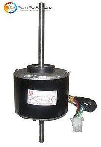 Motor Ventilador Ar Condicionado Springer Silentia 12.000Btu/h MCA123RB