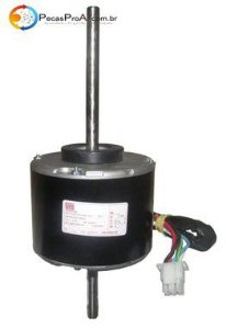 Motor Ventilador Ar Condicionado Springer Minimax 12.000Btu/h MQI125BB