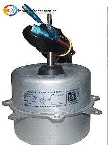 Motor Ventilador Condensadora Midea Split Hi Wall 7.000Btu/h 38MLCA07M5