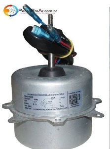 Motor Ventilador Condensadora Springer Split Hi Wall 9.000Btu/h 38MLQA07M5
