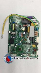 Placa Eletrônica Principal Evaporadora Midea Comfee Hi Wall 18.000Btu/h frio 42AFCB12F5