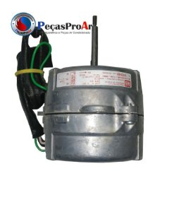 Motor Ventilador Condensadora Springer Carrier Split Hi Wall 12.000Btu/h   38CHC1226H