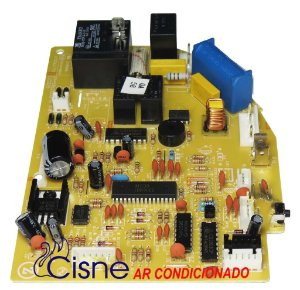 Placa Eletrônica Komeco Lotus Split Hi Wall 9.000Btus LTS09QCEG2