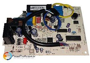 Placa Eletrônica Midea Estilo Split Hi Wall 12.000Btus 42MTQB12M5