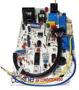 Placa Eletrônica Midea Comfee Split Hi Wall 7.000Btus MSM07HR