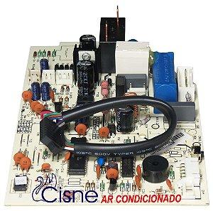 Placa Eletrônica Midea Elite MSE09CR
