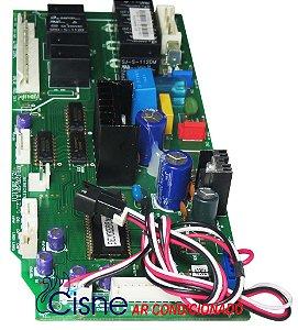 Placa Eletrônica Carrier Cassete 40KWQA048515LC