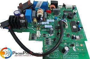 Placa Eletrônica Midea Eco Inverter  Split Hi Wall 9.000Btus MSC09HRN1