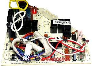 Placa Eletrônica Springer Maxiflex Split Hi Wall 22.000Btus 42MQA022515LS