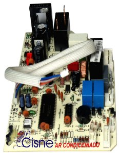 Placa Eletrônica Carrier 42MQA007515LC