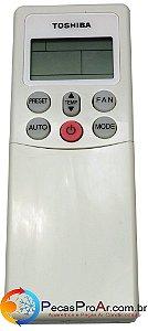Controle Remoto Toshiba M10GKV-E2 Quente/Frio