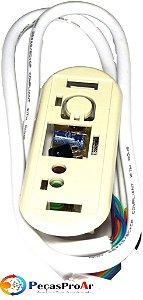 Placa Display Carrier Modernita / Versatile Quente/Frio