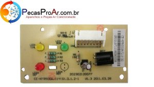 Placa Display Springer Maxiflex 42MQB022515LS