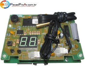 Placa Eletrônica Janela Springer Minimax MQD125RB