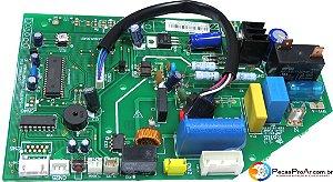 Placa Eletrônica Carrier X-Power 18.000Btu/h 42LVCB018515LC