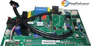 Placa Eletrônica Midea Eco Inverter Split Hi Wall 18.000Btu/h MSC18HRN1