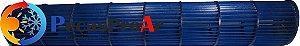 Turbina Ventilador Midea Estilo Split Hi Wall 22.000Btu/h MSS22CR