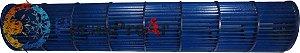 Turbina Ventilador Midea Eco Inverter Split Hi Wall 18.000Btu/h MSC18CRN1