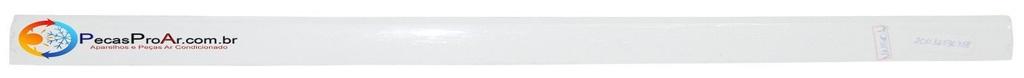 Direcionador De Ar Horizontal Superior Split Springer Maxiflex 42MCA018515LS