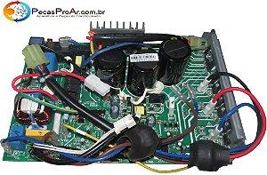 Placa Eletrônica da Condensadora Inverter Midea Vita 38MKQA18M5
