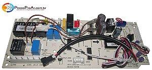 Placa Eletronica Carrier Cassete 18.000Btu/h 40KWQB18C5
