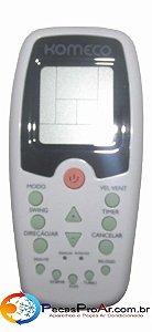 Controle Remoto Komeco Ambient Frio