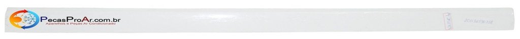 Direcionador De Ar Horizontal Superior Split Midea Estilo MSS22CR