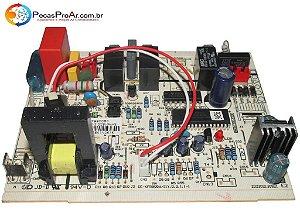 Placa Eletrônica Midea Estilo Split Hi Wall 22.000Btu/h 38MTQB22M5