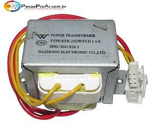 Transformador Da Evaporadora Carrier Hi-Wall 42LUCA018515LC