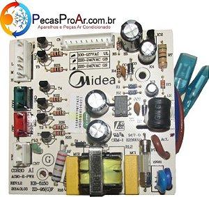 Placa Eletrônica Climatizador Midea SCAFRB2 127V
