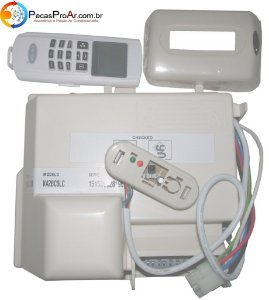 Kit Controle Remoto Built-In Carrier 42BQA030510HC