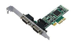 2S-PCI-E – 2 SAÍDAS SERIAIS RS232