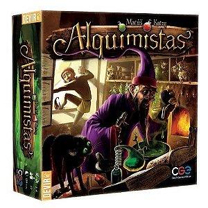 Alquimistas - Jogo de Tabuleiro - Em Português!