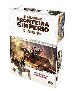 Star Wars RPG: Fronteira do Império - Kit Introdutório - Em Português!