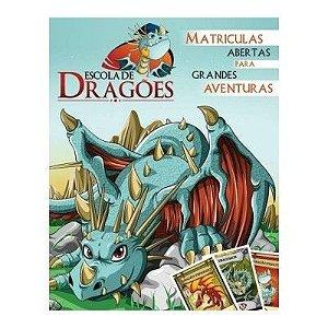 Escola de Dragões - Jogo Nacional!