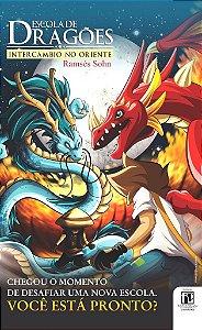 Escola de Dragões: Intercâmbio no Oriente - Expansão de Escola de Dragões - Jogo Nacional!