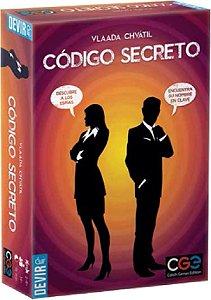 Código Secreto - Codinomes