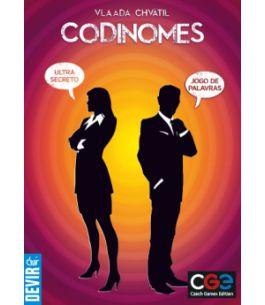 Codinomes (PRÉ-VENDA)