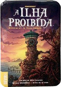 Ilha Proibida - Forbidden Island - Em Português!