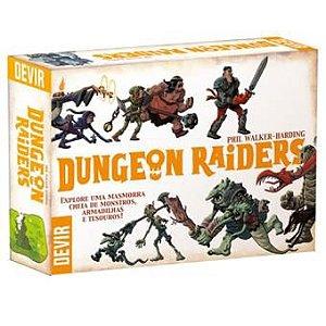 Dungeon Raiders - 2ª Edição
